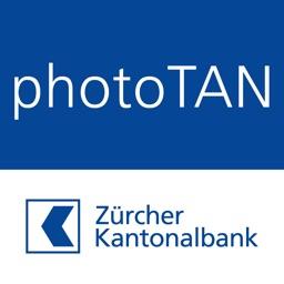 photoTAN Zürcher Kantonalbank