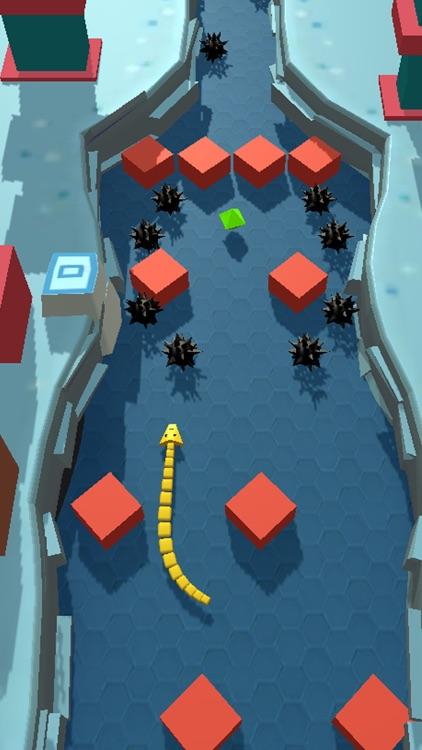 Tap Snake Game screenshot-3