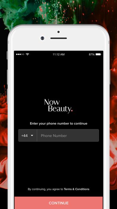 NowBeauty - Beauty On Demand screenshot two