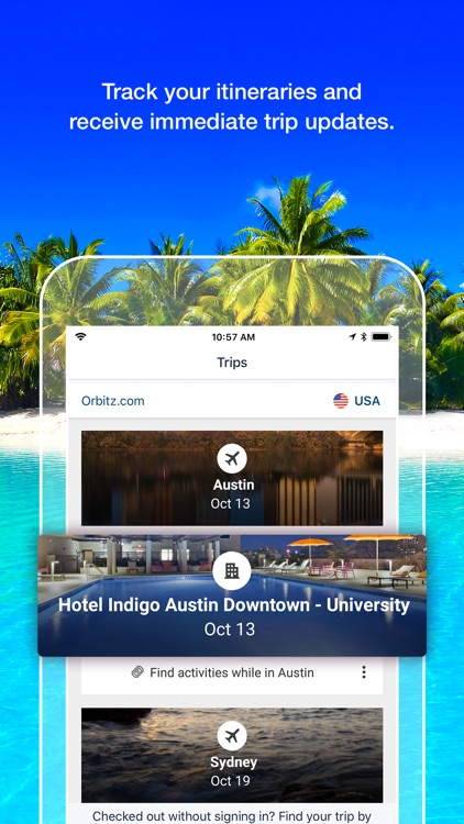 Orbitz Flight, Hotel, Packages screenshot-5
