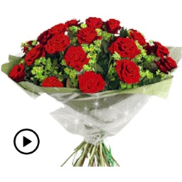 Animated Fresh Flower Bouquets