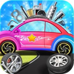 Super Car Wash & Design Fun