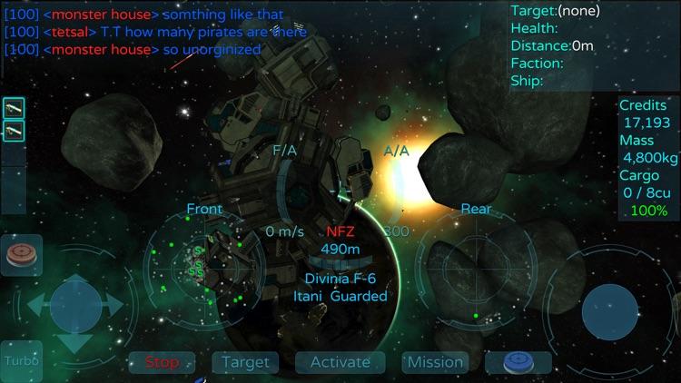 Vendetta Online screenshot-0