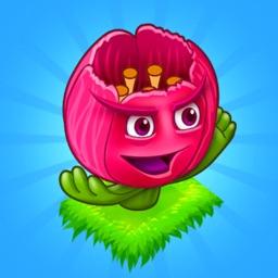Blooming Flowers: Merge Game