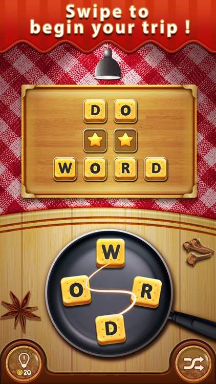 Tasty Cookies Word Search Game screenshot-0