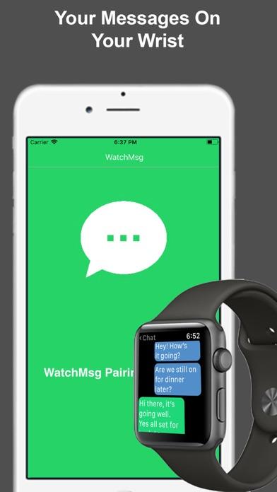 WatchMsg for WhatsApp Screenshot 3