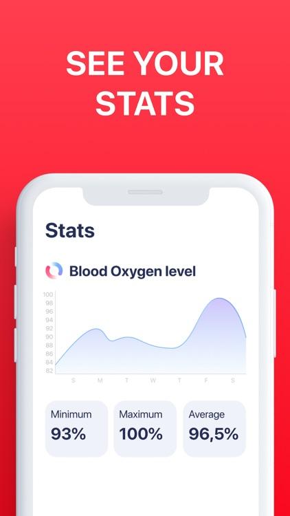 Blood Oxygen App screenshot-5