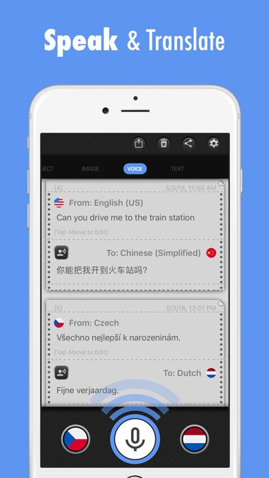 Translator X PRO screenshot 4