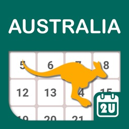 Australia Calendar 2021