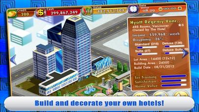 Screenshot #8 for Hotel Tycoon 2