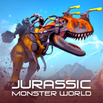 Jurassic Monster World 3D FPS pour pc
