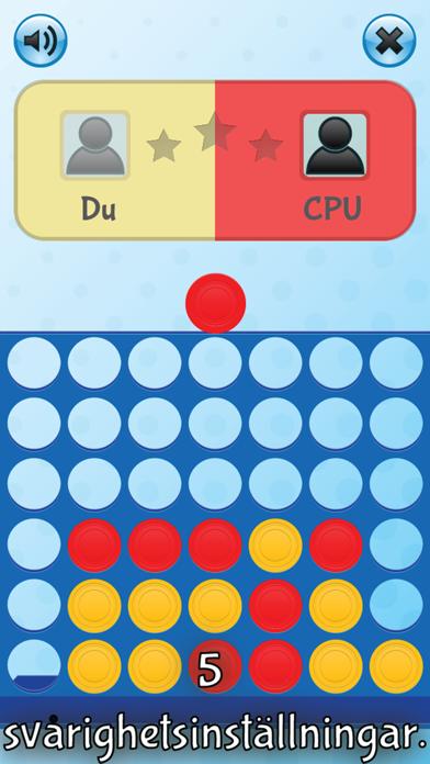 4 i rad - FULLVERSIONSSPEL på PC