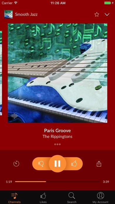 Jazz Radio!のスクリーンショット1