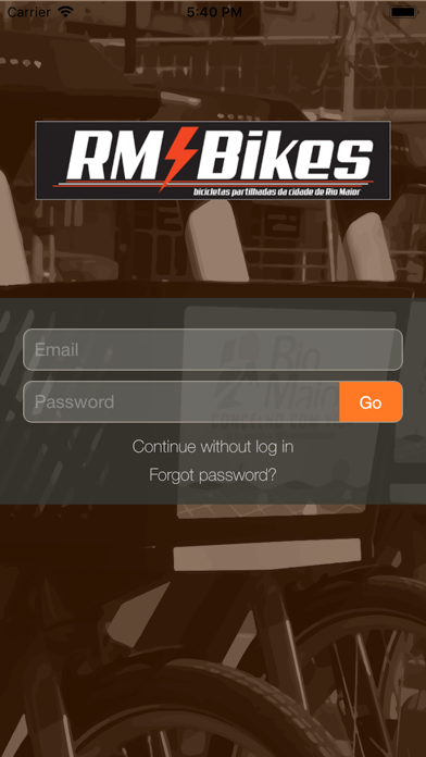 RM Bikes screenshot two