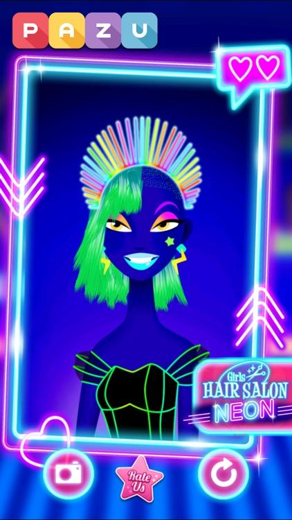 Girls Hair Salon Glow