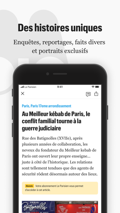 Le Parisien : l'info en directのおすすめ画像6