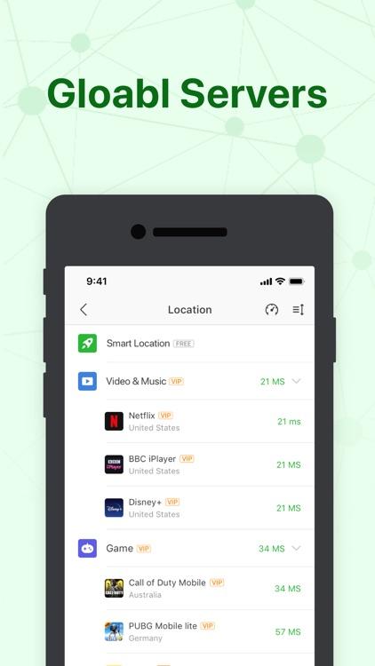 VPN - UFO VPN Hotspot screenshot-3