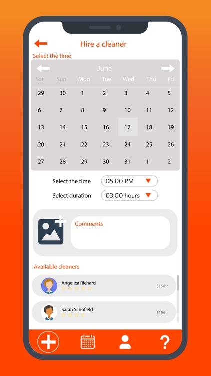 Ezi - Home Services screenshot-3
