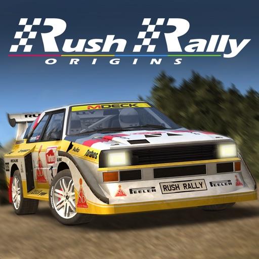 Rush Rally Origins review