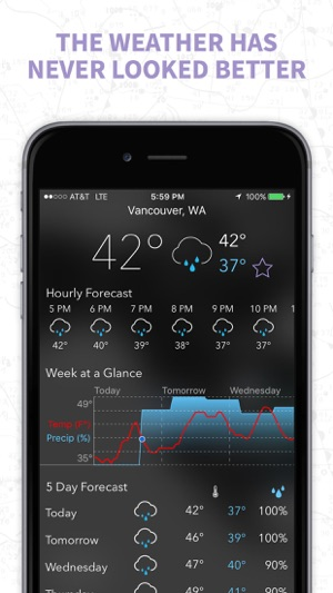 Myradar Noaa Weather Radar On The App Store