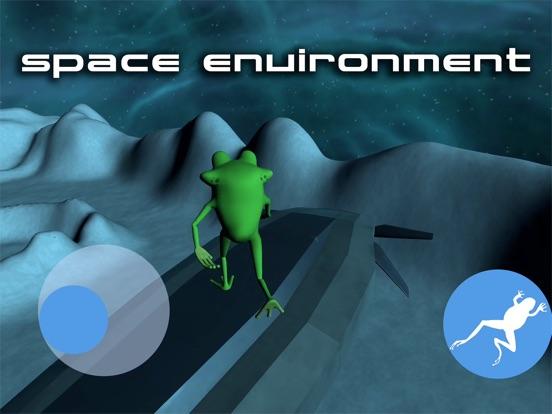 Игра AMAZING MOON-FROG IN SPACE