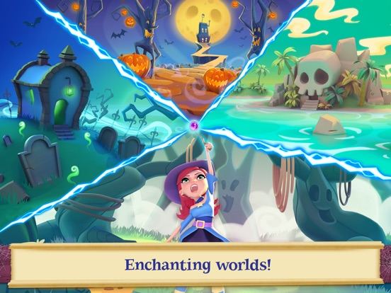 Bubble Witch 2 Saga для iPad