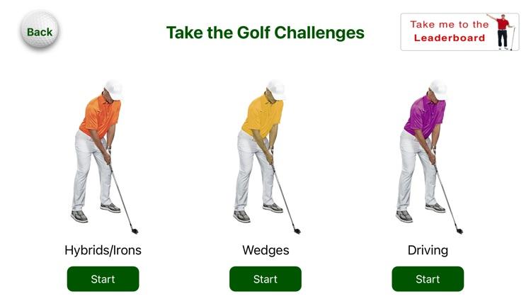 Golf Trainer screenshot-4