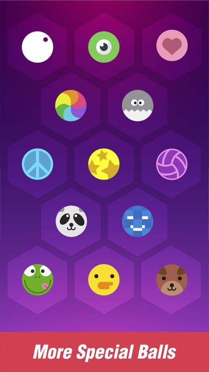 Bounzy Ball: Bricks and Balls screenshot-4