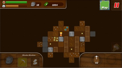 Screenshot #8 for Treasure Miner - 2d gem mine