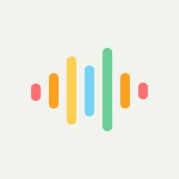 Ícone do app Murmur : diário de voz
