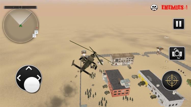 Gunship Battle:Helicopters War screenshot-3