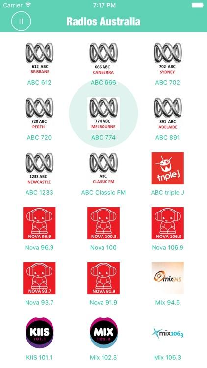 Australia Radios Radio Aussie
