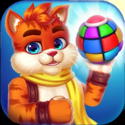 Cat Heroes - Match Puzzle Game