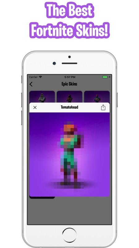 Skins For Fortnite App - Online Game Hack and Cheat | Gehack com