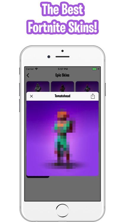 Skins For Fortnite App