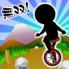 無双!一輪車 - おもしろいゲーム - iPadアプリ