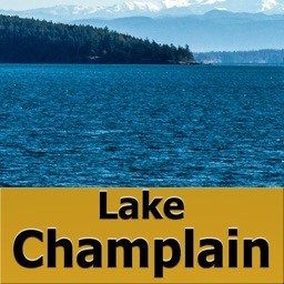 Lake Champlain – Boating Map