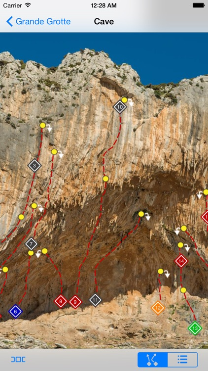 Kalymnos Rock Climbing Topo screenshot-0