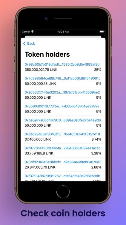 Ethereum Address Tracker screenshot-4