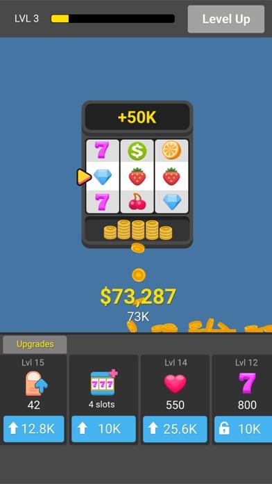 Idle Slots screenshot 1
