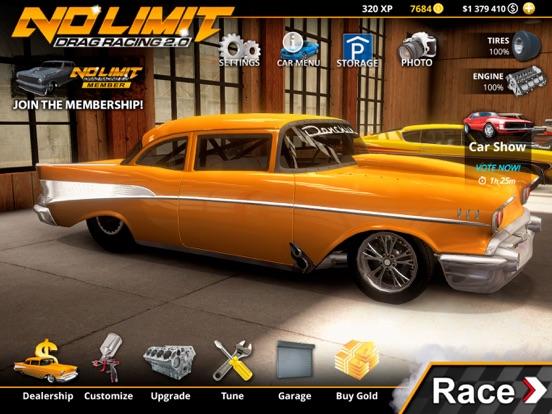 No Limit Drag Racing 2 screenshot 11