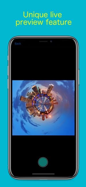 Planetical - Tiny planet App Screenshot