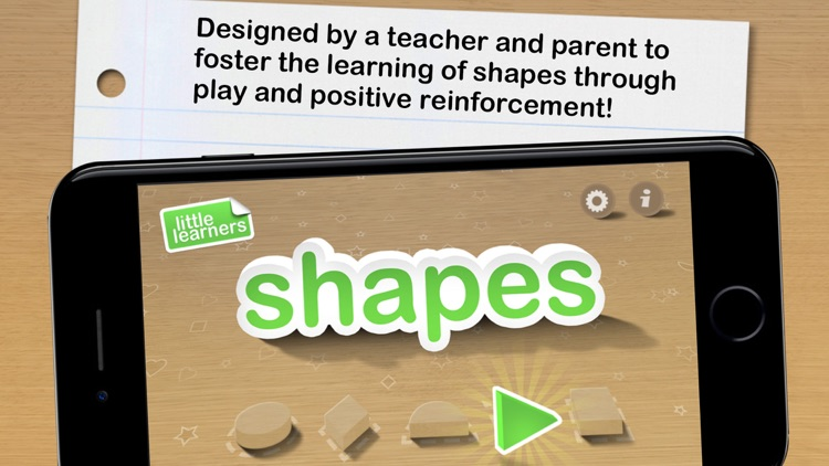Learn Shapes!