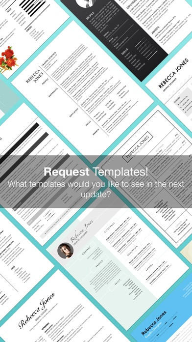 Screenshot 10 For Resume Templates Pages