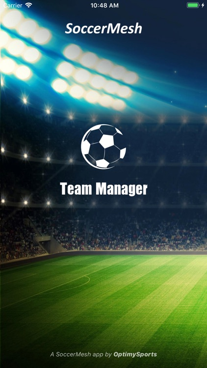 Team Manager by SoccerMesh