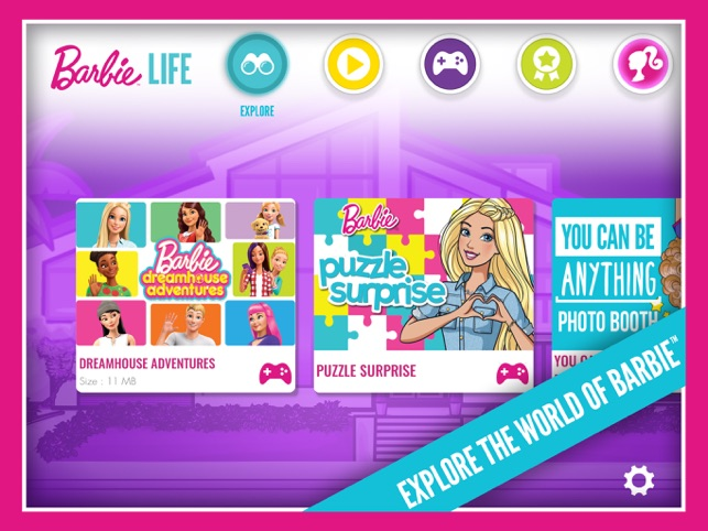 barbie life on the app store