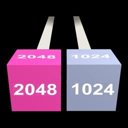 Cube Mate 2048 - Merge Puzzle