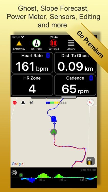 Vigyo Cycling & Running GPS screenshot-3