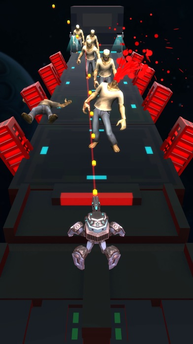 Screenshot 1 Head Smash Zombie