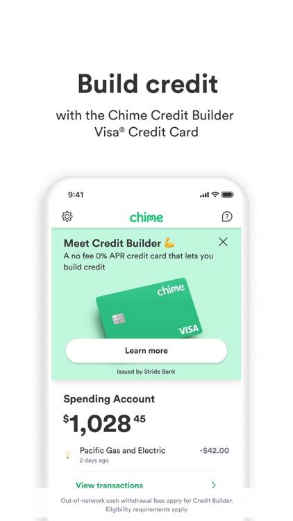 Chime – Mobile Banking screenshot-3